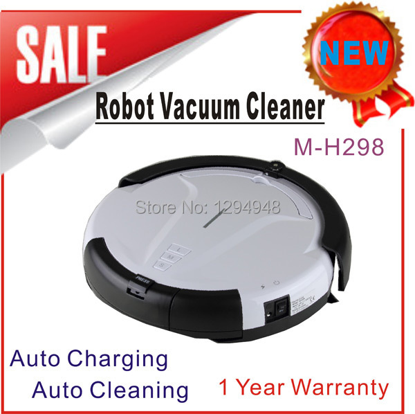Free Shipping via DHL or EMS Intelligent Robot Vacuum Cleaner Auto Charging Auto Cleaning and Mopping with Remote Control(China (Mainland))