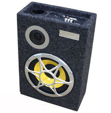 6inch High Quality ultra-thin type Portable car subwoofer, Active car Subwoofers Louder speakers
