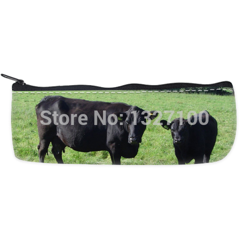 Cow Pencil Case Cow Custom Pencil Case Bag