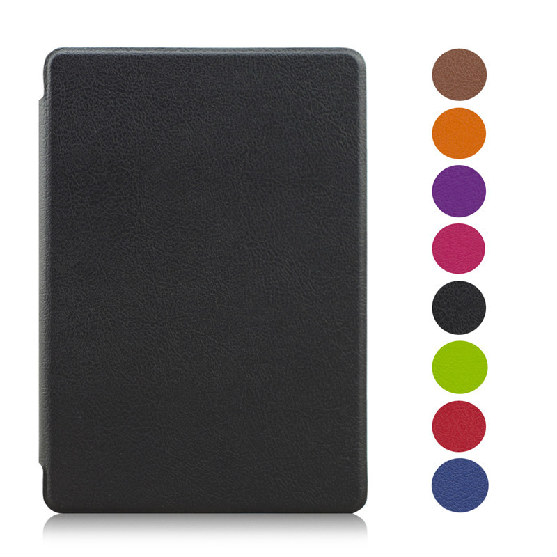 Kindle 4 case ,PU Leather pouch universal for Amazon Kindle 4/5 ebook,leather case black blue red + screen protector as gift<br><br>Aliexpress