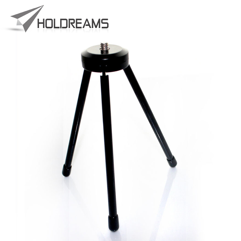 Pocket Projector Tripod Floor Stand Holder Lightweight Portable Tripod Stand For Mini Projector Accessories