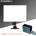 YONGNUO YN300 Air Battery Case as NP Ultra Thin on Camera Led Video Light Pad Panel