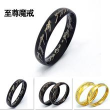 Бросился свадебный комплект влюбленных стерлингового серебра кольца анель поставка покрытие кольцо Sa537-538 сталь ювелирные изделия(China (Mainland))