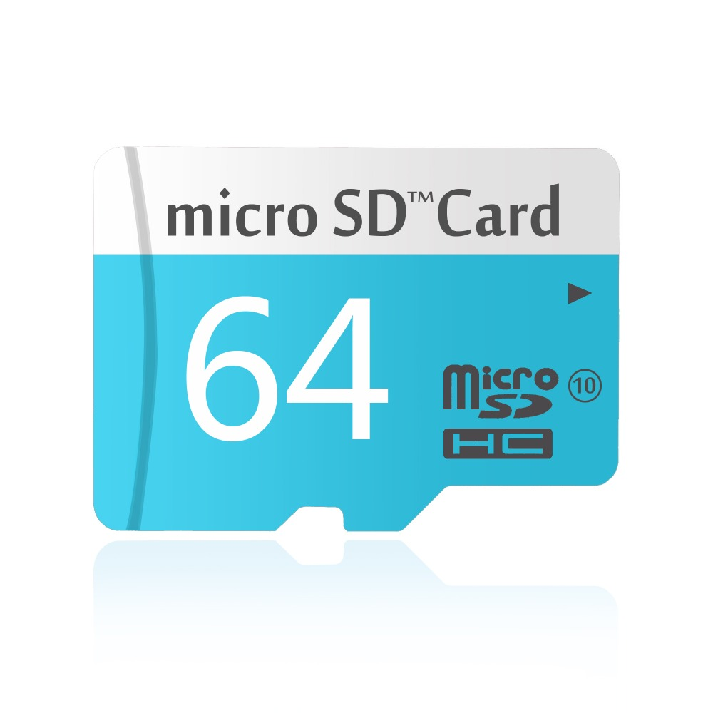 Micro SD Card 128GB 64GB 32GB 16GB Class 10 Memory One Year Warranty 8GB 4GB 1GB 4 SDXC XC MicroSD TF Mini - IYAYA store