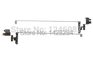 Brand new original Laptop LCD Screen Hinges for IBM Lenovo Y570 Y575 Y570A series P/N AM0HB000200 AM0HB000300(China (Mainland))