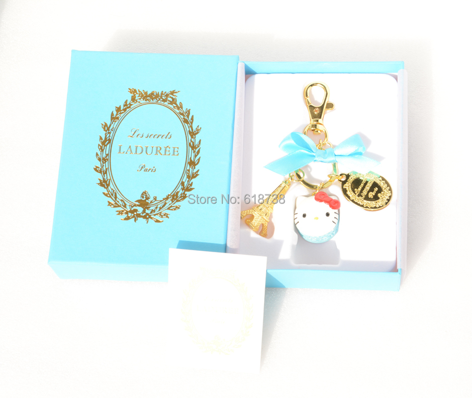 Hello Kitty laduree Macaron keychain Gifts (11).jpg