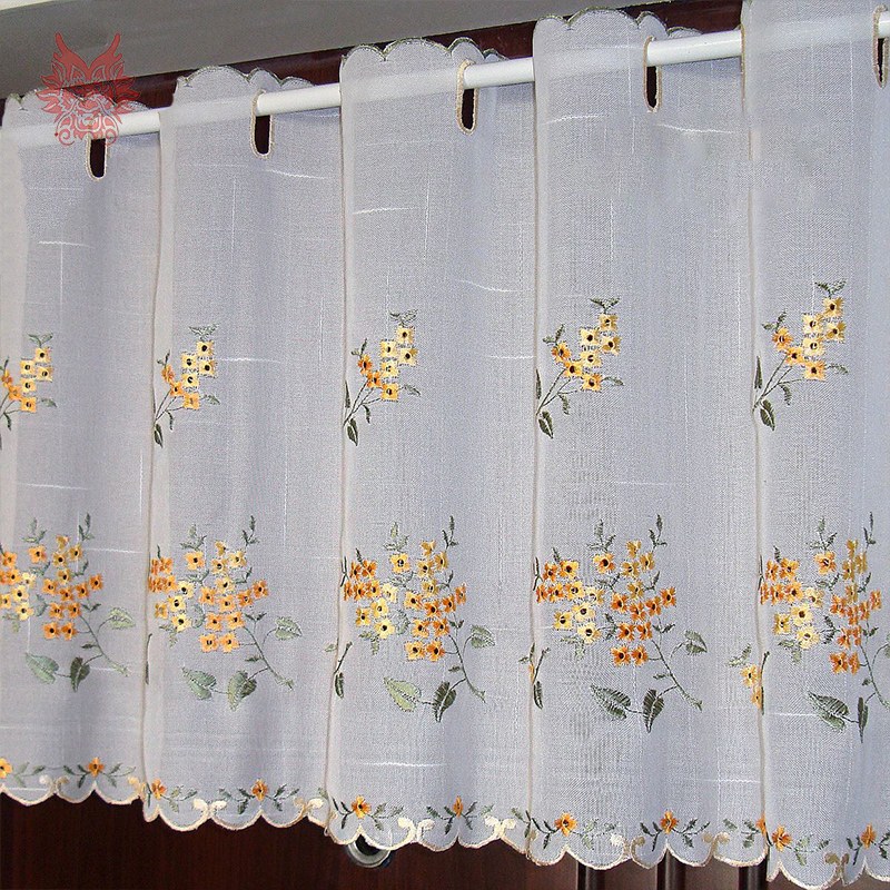 Online Get Cheap Lace Kitchen Curtains -Aliexpress.com