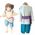 Spirited Away Cosplay Costume In Sen To Chihiro No Kamikakushi Cosplay Clothing Set Women Party Cosplay