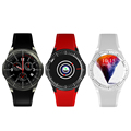 DM368 WIFI Android 5 1 Quad Core Smart Watch Heart Rate Pedometer Bluetooth 4 0 3G