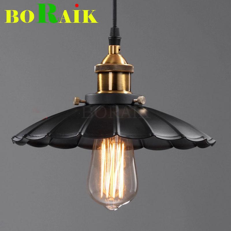 Vintage Industrial Pendant Light RH Loft Pendant Lamps ...
