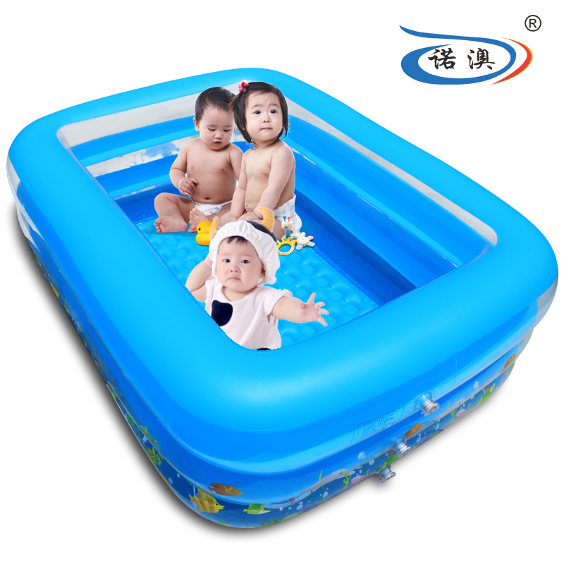 Large inflatable child paddling pool baby swimming pool for Large paddling pool