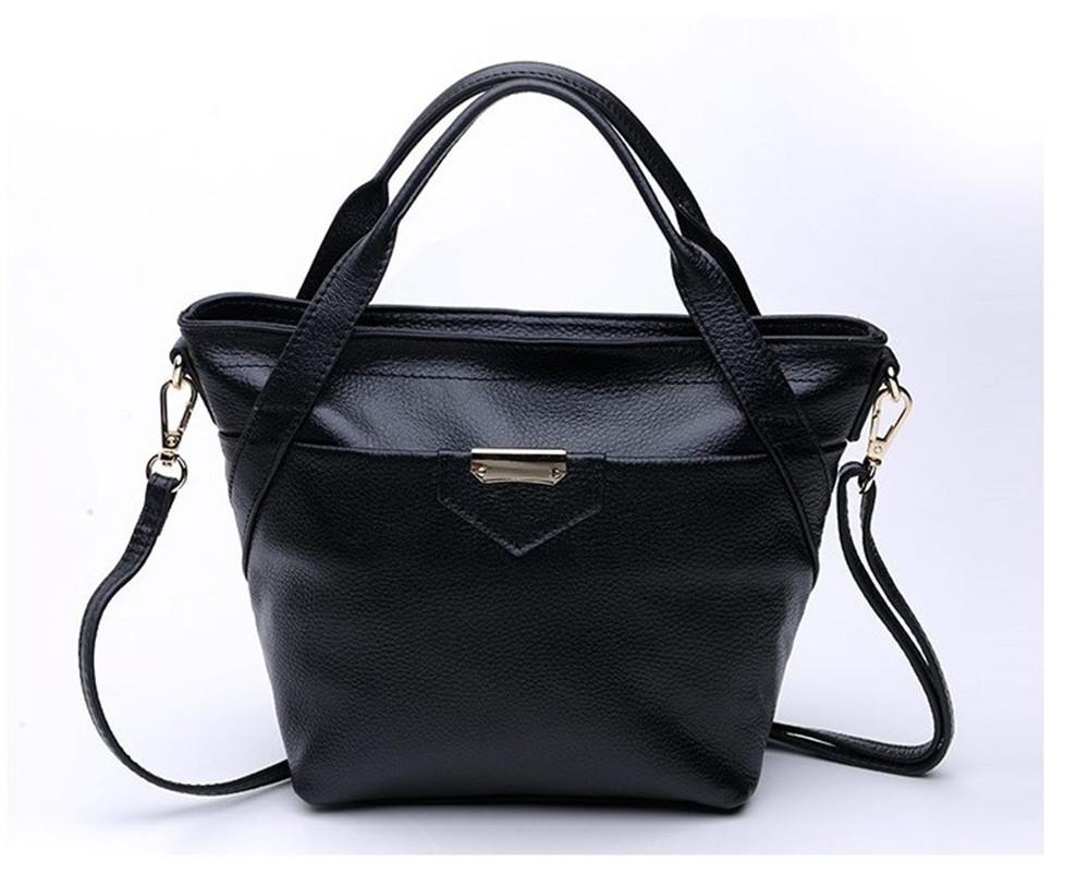 Fashion Genuine Leather Women Handbag bags Soft cowhide ladies small Shoulder Messenger Bags Purse Cross Body Satchel Wholesale<br><br>Aliexpress