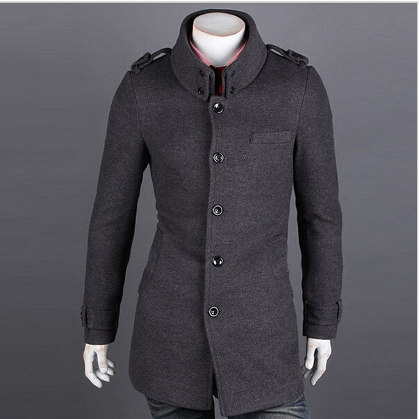 winter single men Men's winter stylish wool blend single breasted military peacoat $ 68 39 prime 38 out of 5 stars 101 caterpillar men's heavy insulated parka from $ 68 59 prime.