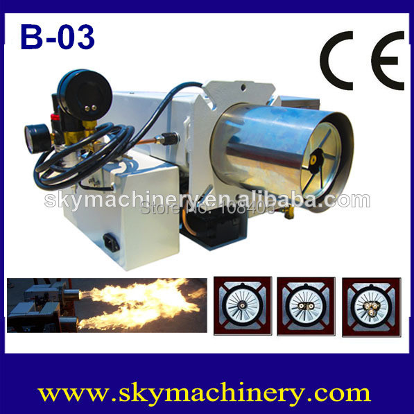 CE approved china B-03 Used oil burner with CE