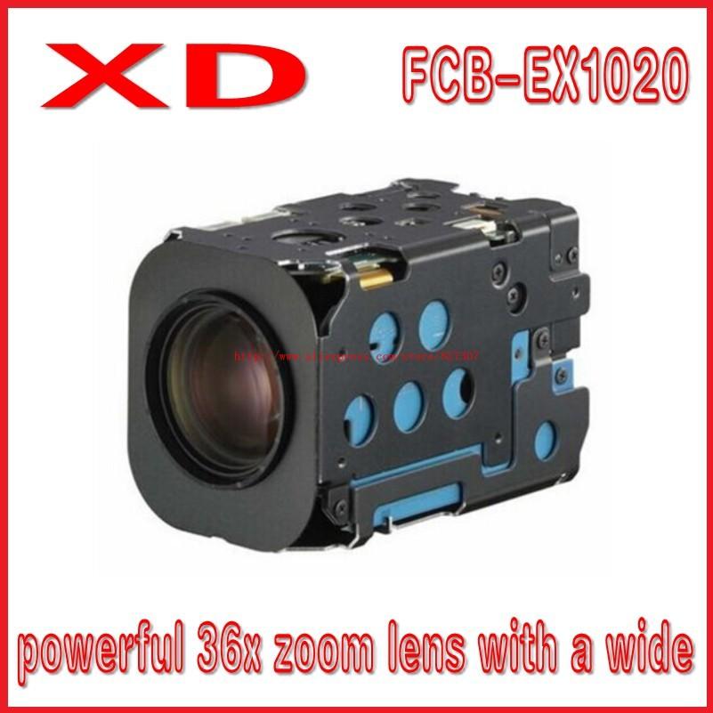 Free shipping for FCB-EX1020P 36x Zoom Camera PAL/NTSC high resolution mini zoom camera module/small PTZ camera module(China (Mainland))