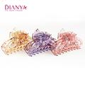 Acrylic Flower Big Hair Claws Clip for Women Acetate Hair Barrette Crab Clamp Korean Hair Jaw
