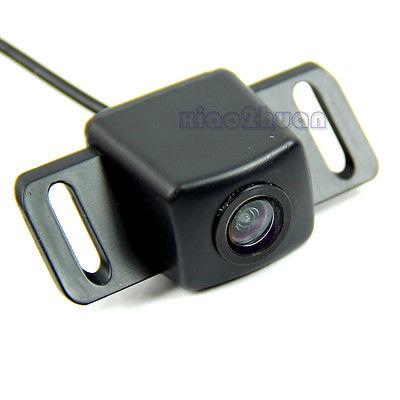 Free Shipping New Car Vehicle Rear View Reverse Backup Color CMOS CCD Video Camera Y106(China (Mainland))