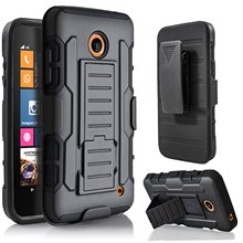 For Nokia Lumia 920/630 635/830/640/640XL/650/530/730 735/520/Icon 929 930/950 Protective Armor Hard Case Holster Belt Clip(China (Mainland))