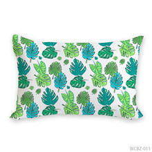 40cm x 60cm/ 45cm x 70cm New Arrival Green Leaves Tropical Plant Mandala Multiple Designs Sleep Pillow Case for bedding(China)