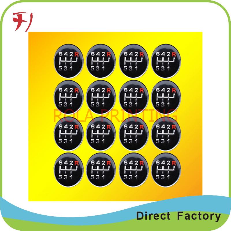 Customized Decorative dome sticker resin(China (Mainland))
