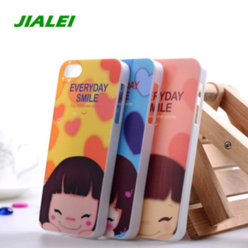 Wholesale 10Pcs/lot Case For Iphone5 5G Lovely Korea Sweetheart Baby Luxury Cover Shockproof Dirt-resistant Delicate Design