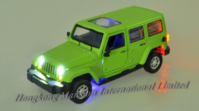 132 Car Model For Jeep Wrangler (9)