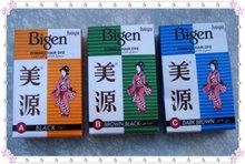 Bigen краска для волос порошок нет аммиака нет водорода в черный B браун черный C темно-коричневый HA01(China (Mainland))