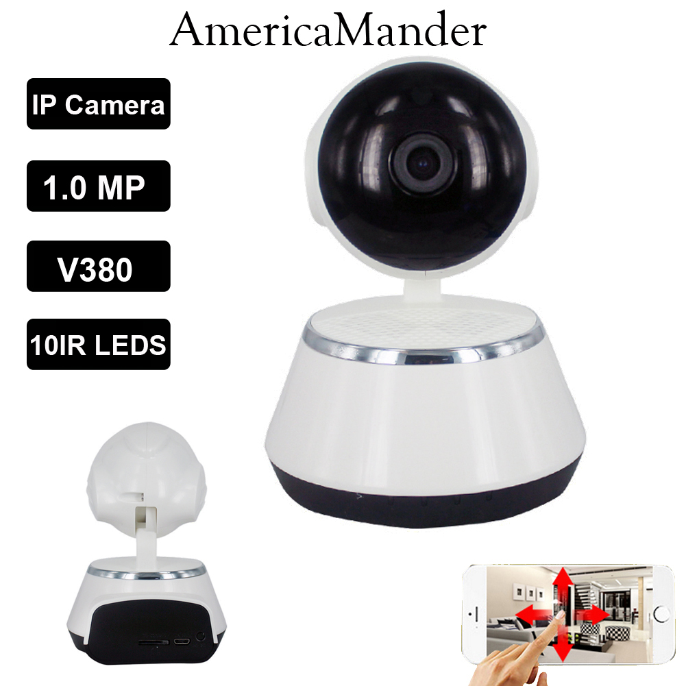 720P WiFi IP Smart Pet Camera wifi p2p MINI Wireless IP CCTV Camera Onvif Video Kamera ir nachtsicht outdoor sicherheit System(China (Mainland))