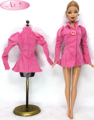 NK One Set Outfit Handmade Trend Brief Gown For Barbie Doll Gown Child Lady Birthday new 12 months Greatest Current for teenagers 042B