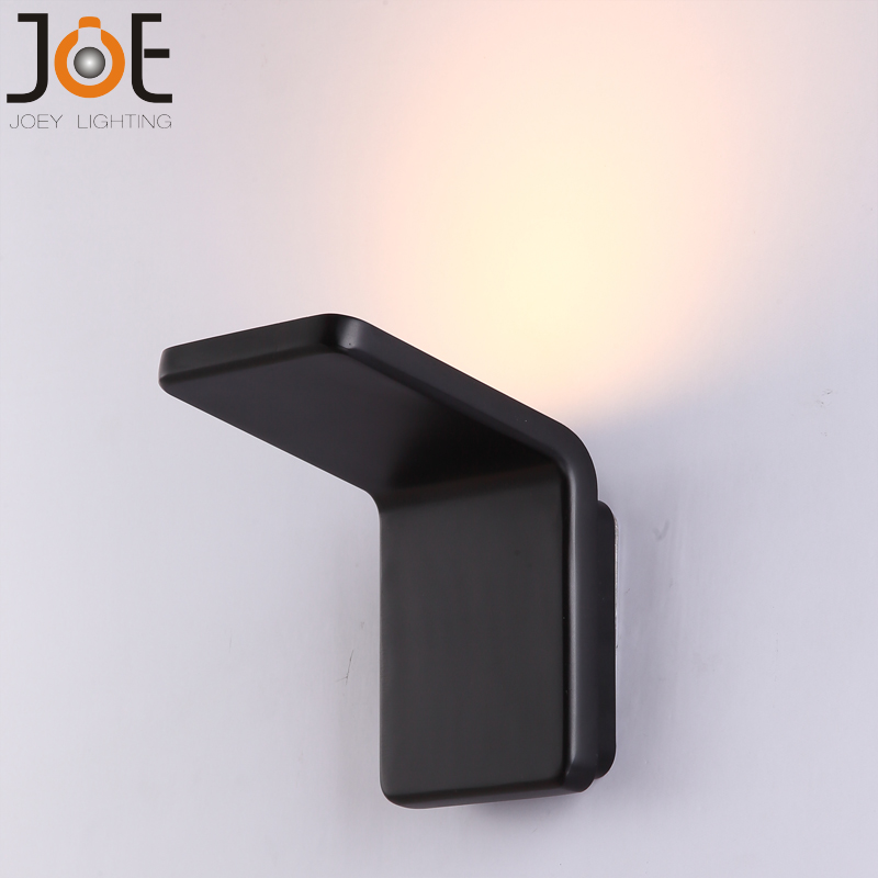 Modern LED wall lamp 10W COB home decoration wall light for living room aluminum wall sconce Super bright lighting fixture<br><br>Aliexpress