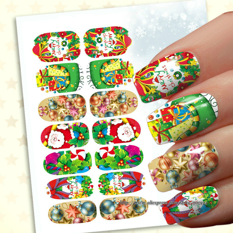 wholesale New Arrival Nail Art wrap full cover nail sticker 14 tips animal serial designed beauty decal 100pcs/lot free shipping<br><br>Aliexpress