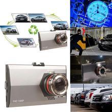 "High Quality 3.0""LCD Night Vision Ultra-thin Car DVR Camera 1080P Full HD Video Recorder Free Shipping(China (Mainland))"