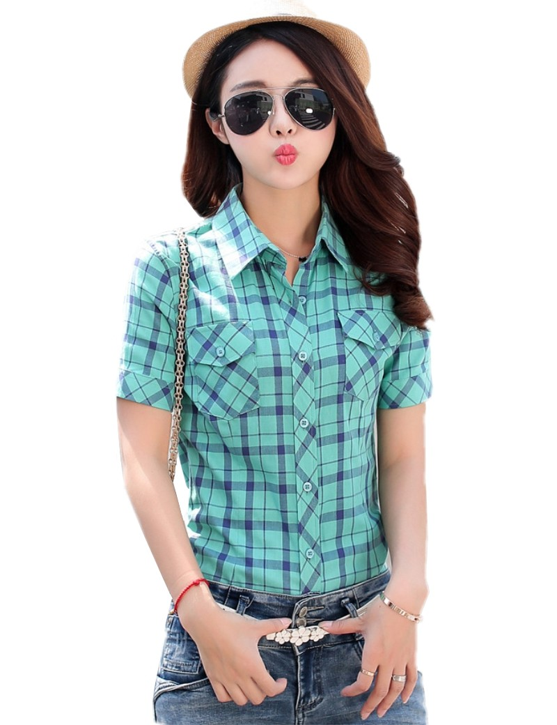 Shop for a women's cheap plaid shirt here to get a great combination of comfort and style. We have a great selection of plaid shirts that offer a brand new take on fashion.