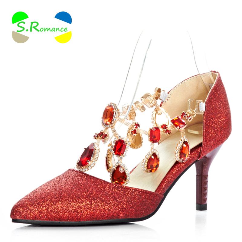 buy women high heel pumps plus size 33 43. Black Bedroom Furniture Sets. Home Design Ideas
