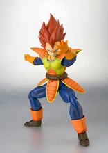 Nuevo 15 cm conjunto movible Figuart figuras de acción del Anime Dragon Ball Z Dbz Super Saiyan Vegeta doll juguete del cabrito