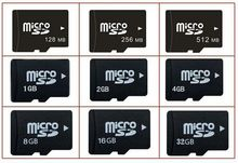 Full capacity memory card micro sd card 128MB 512MB 1G 2G 4G 8G 16G 32G 64G micro SD Card(China (Mainland))
