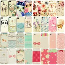 For Apple iPhone 5 5S Various Painted Protective Cute Beautiful Hard Case Cover Shell