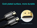Joyroom JR H101 High Quality Gold Plated Durable 2M Male To Mail HDMI 2 0 Cable