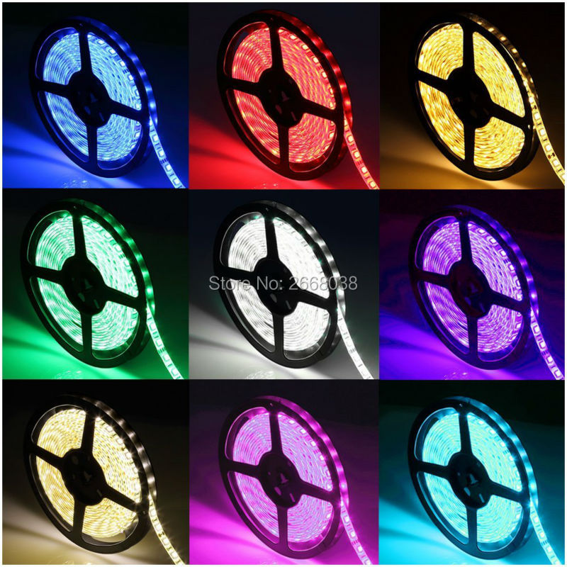 5M-LED-strip-5050-IP65-Waterproof-60LED-M-DC12V-Flexible-LED-Light-Strip-RGB-CoolWhite-Warm