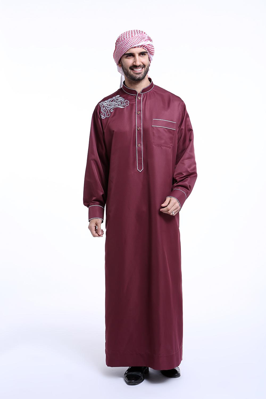 Excellente Qualité Musulman Homme Vêtements Promotion-Achetez des Produits Promotionels Musulman ...