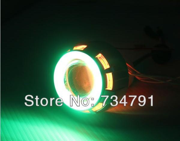 2016 Limited Sale Led 2.5inch Bi Xenon Lens H4 H7 Bi-xenon Projector H1,h11,9005,9006 Motorcycle Headlight - guangzhoug joemy auto lights store