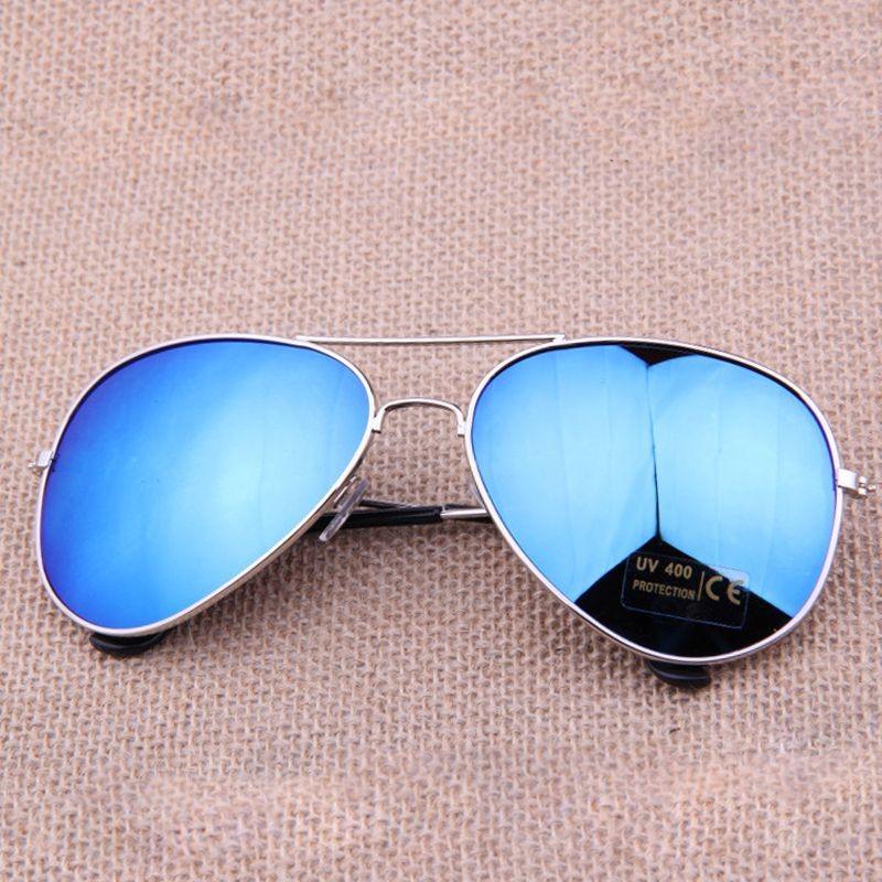 Солнцезащитные очки металлические
