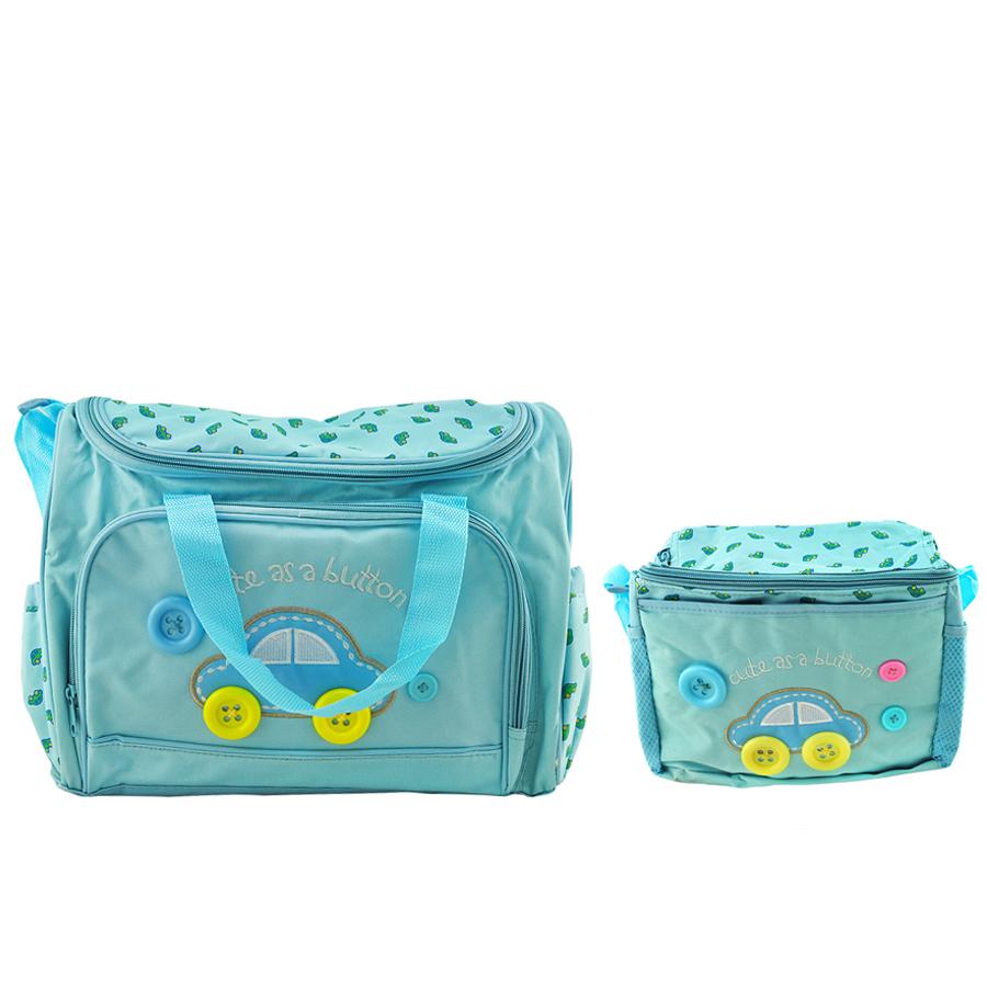 new arrival travel baby diaper nappy bag mummy changing mat bottle holder han. Black Bedroom Furniture Sets. Home Design Ideas