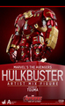 Newest 1pcs avengers Hulk Buster MK Inor Man action pvc figure toy tall 17cm in box