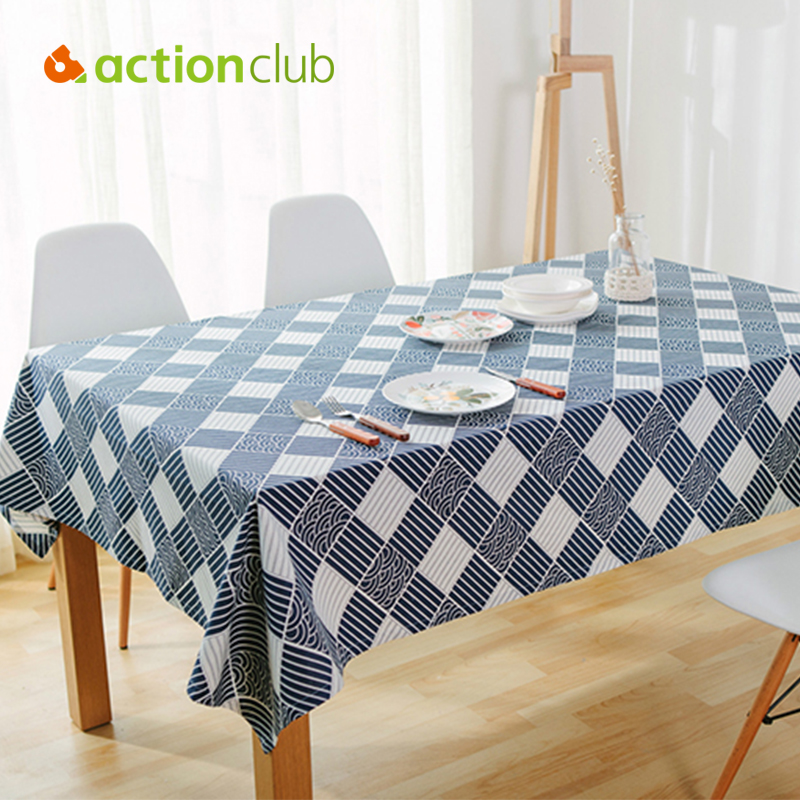 Actionclub Traditional Chinese Style Table Cloth Flax Cotton Home Tablecloth For Wedding Party Dec toalha de mesa retangular(China (Mainland))