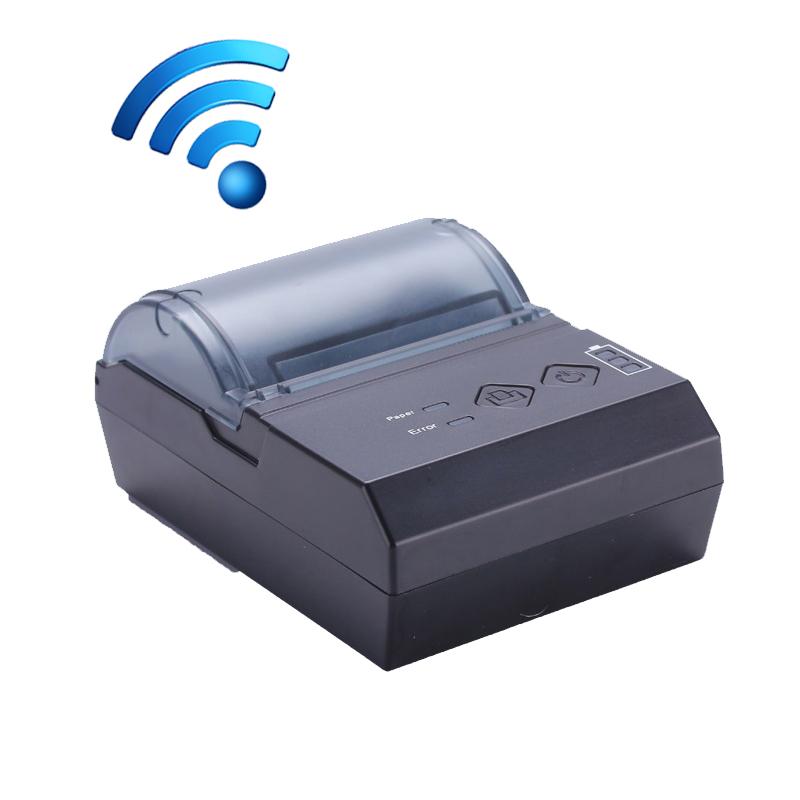 58mm Portable WIFI Printer USB Mini Thermal Pos Bill