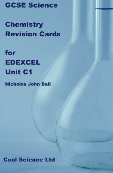 GCSE Science Chemistry Revision Cards for EDEXCEL Unit C1 (G... 1 ed.(China (Mainland))