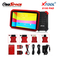100 Original XTOOL X100 PAD Odometer Correction Tool Auto Key Programmer with EEPROM Special Function Oil