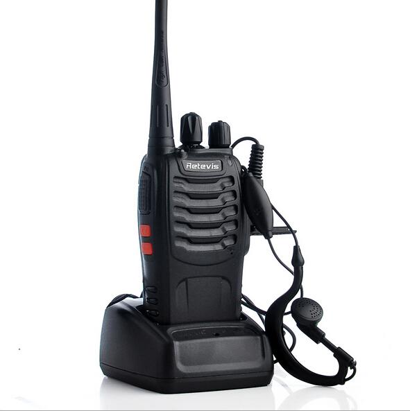 4 PCS Retevis H777 Walkie Talkie UHF 400-470MHz 16CH Ham Radio Portable Hf Transceiver Two Way Radio Comunicador A9105A(China (Mainland))