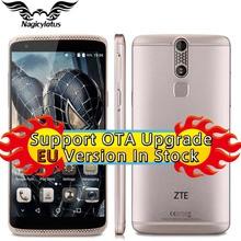 Оригинал ZTE Axon Mini B2016 3 ГБ RAM 32 ГБ ROM Мобильный Телефон 5.2 дюймов Octa Ядро 1.5 ГГц Android 5.1 FHD 1920x1080 13MP Отпечатков Пальцев(China (Mainland))
